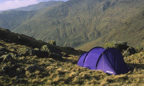 Wild-camping